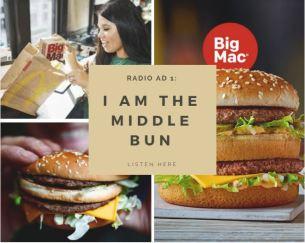 Middle Bun