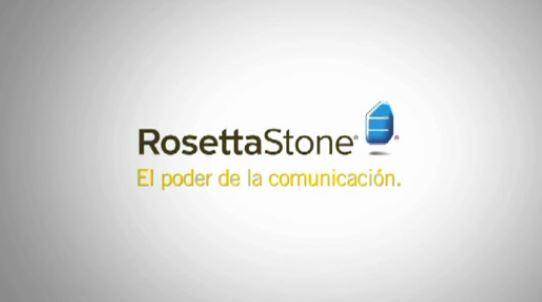 Rosetta Stone ESL